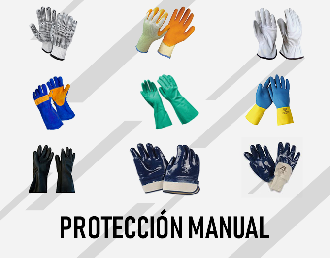 PROTECCION MANUAL