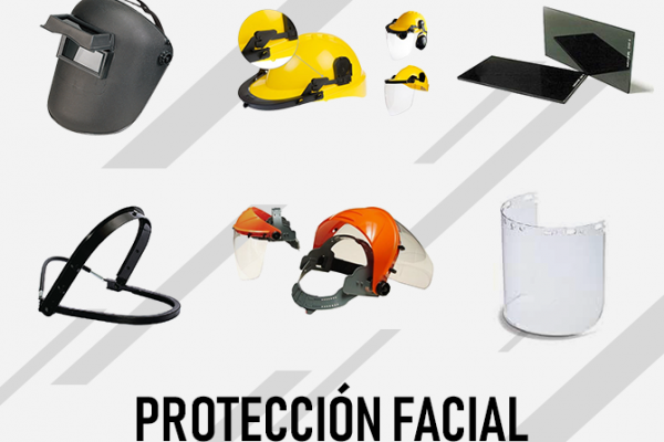 PROTECCION FACIAL